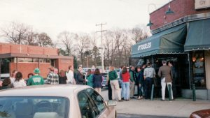 Line at O'Toole's