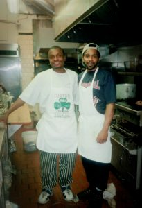 Cooks at O'Toole's